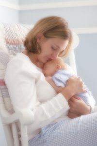 Loving Mother Photo istock