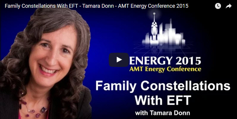 Family Constellations with EFT video
