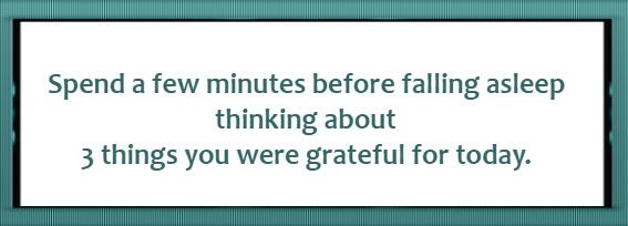 improve calm gratitude