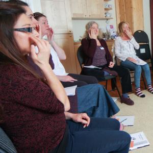 EFT workshop attendees