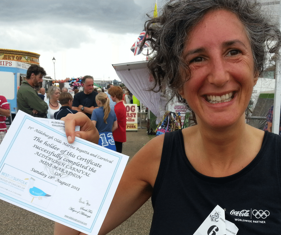 Aldeburgh 10k fun run