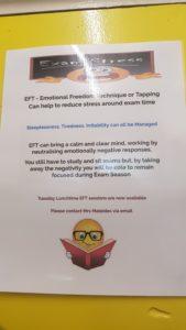 EFT for exam stress