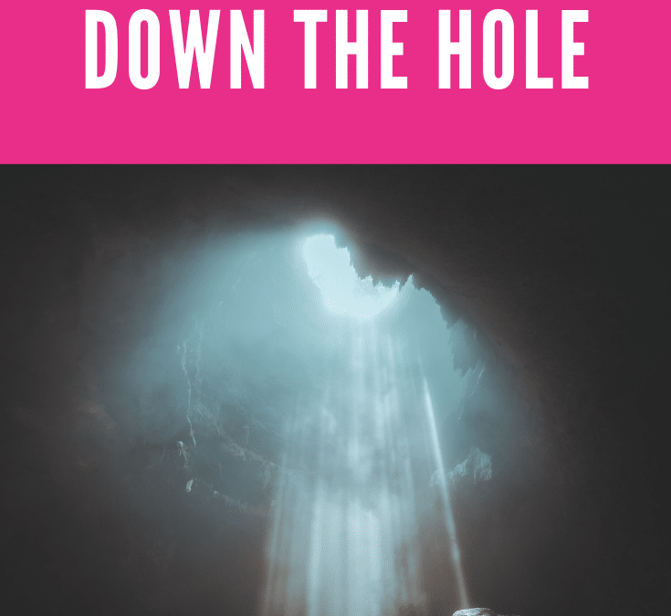 The Mum Who Fell Down the Hole