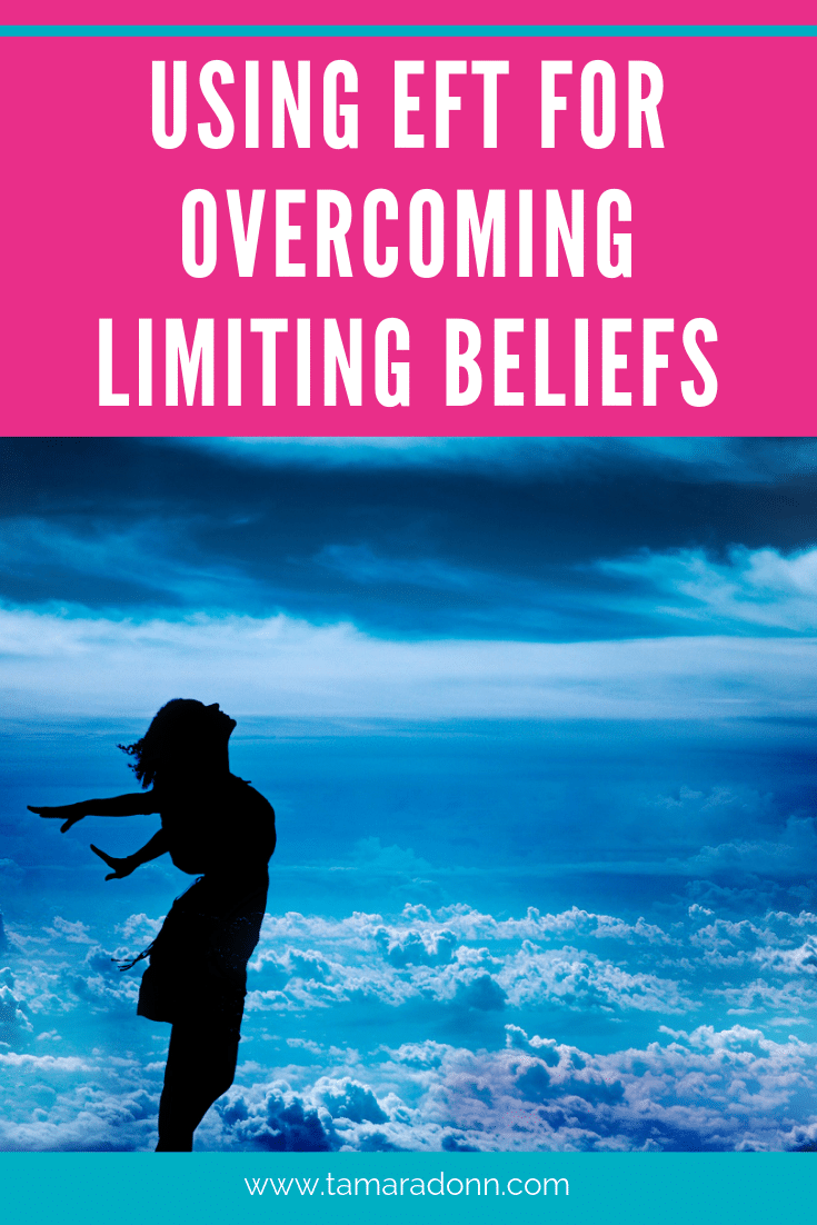 EFT Tapping for overcoming limiting beliefs