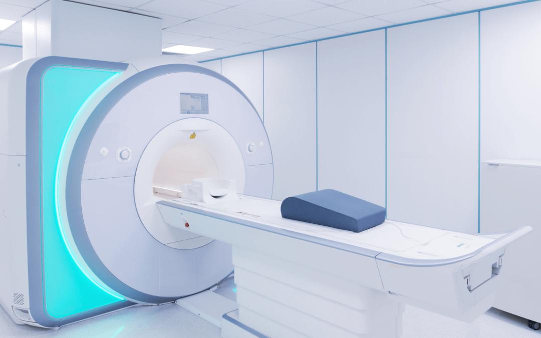 MRI Scan Trauma Gone