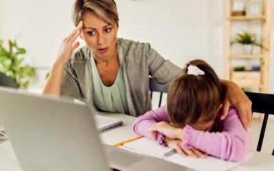 EFT Lockdown Tips for Stressed & Overwhelmed Mums